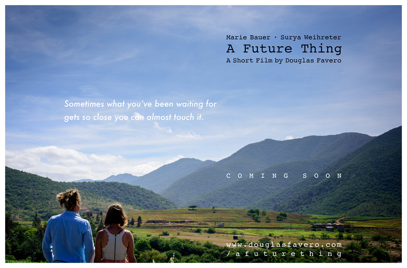A Future Thing Poster